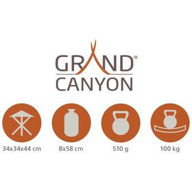 Grand Canyon 3-Leg Kasattava Tuoli, olive